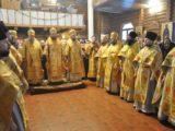 Престольный праздник в храме свт.Иоасафа Белгородского